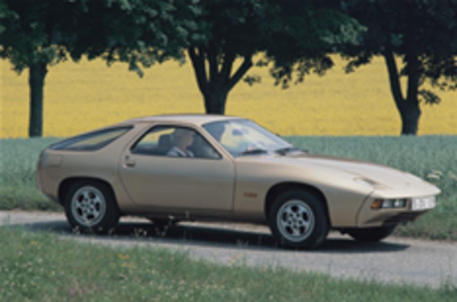 The original Porsche 928