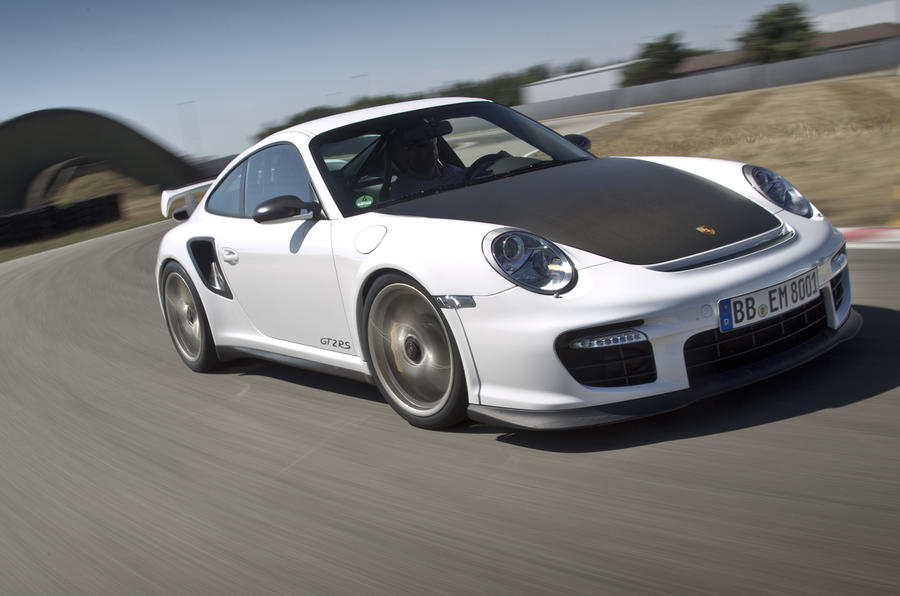 Porsche 911 GT2 RS sells out