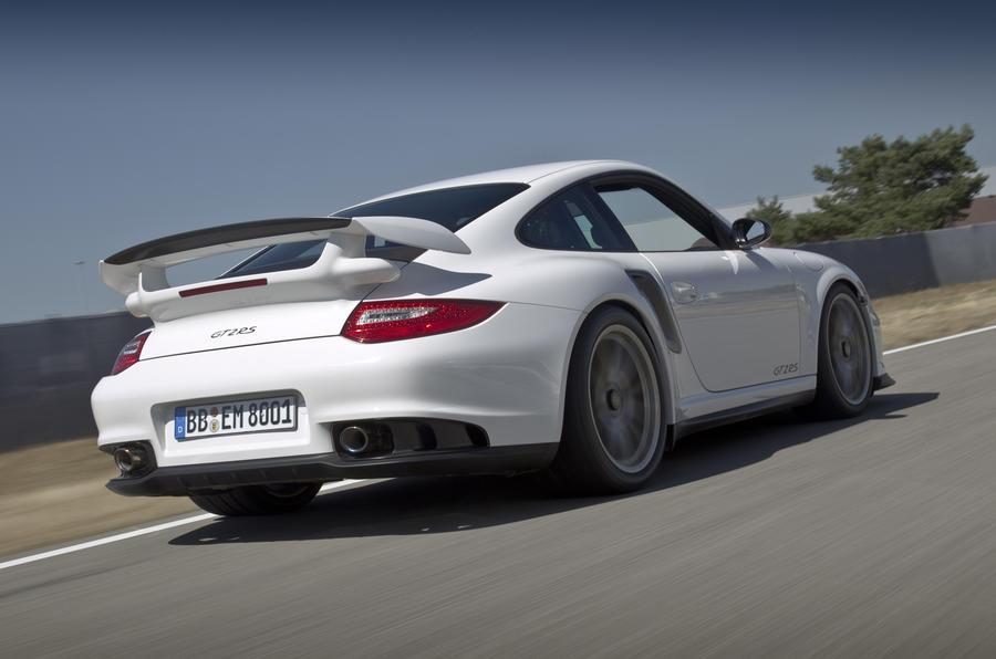 Porsche 911 GT2 RS sells out