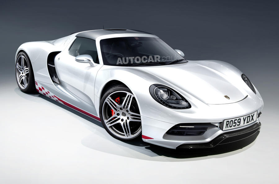 Porsche plans Ferrari 458 rival