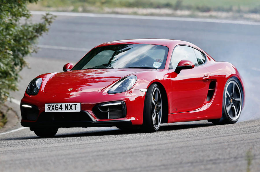porsche cayman gts uk first drive