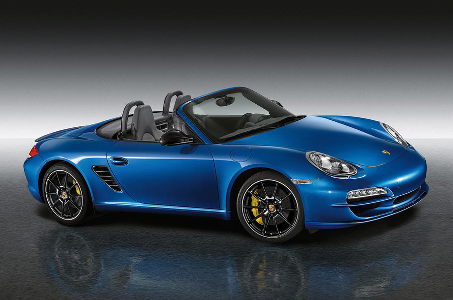 Porsche offers new styling packs