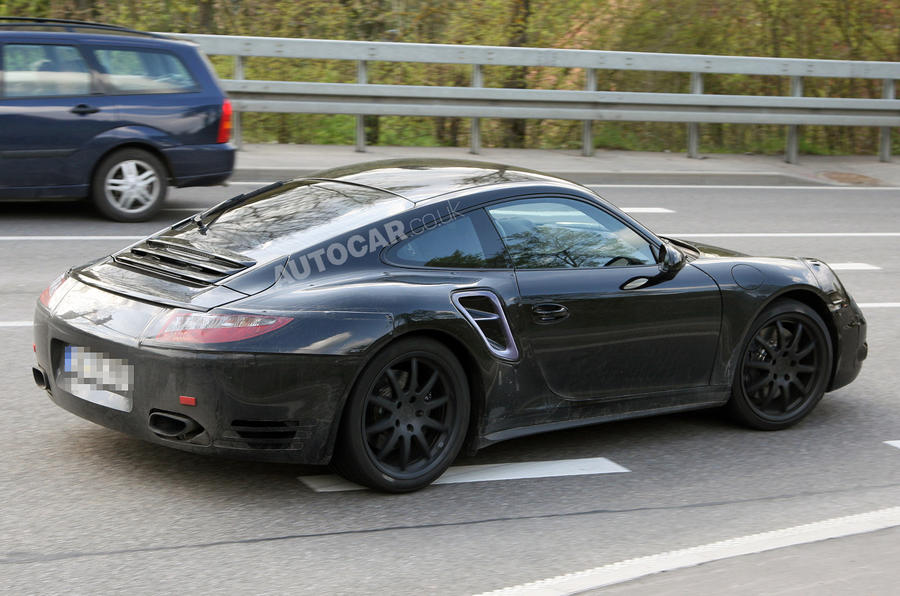 No hybrid tech for new 911