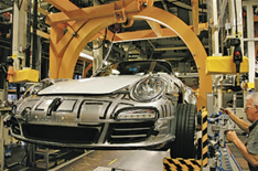 Porsche may cut 911 production