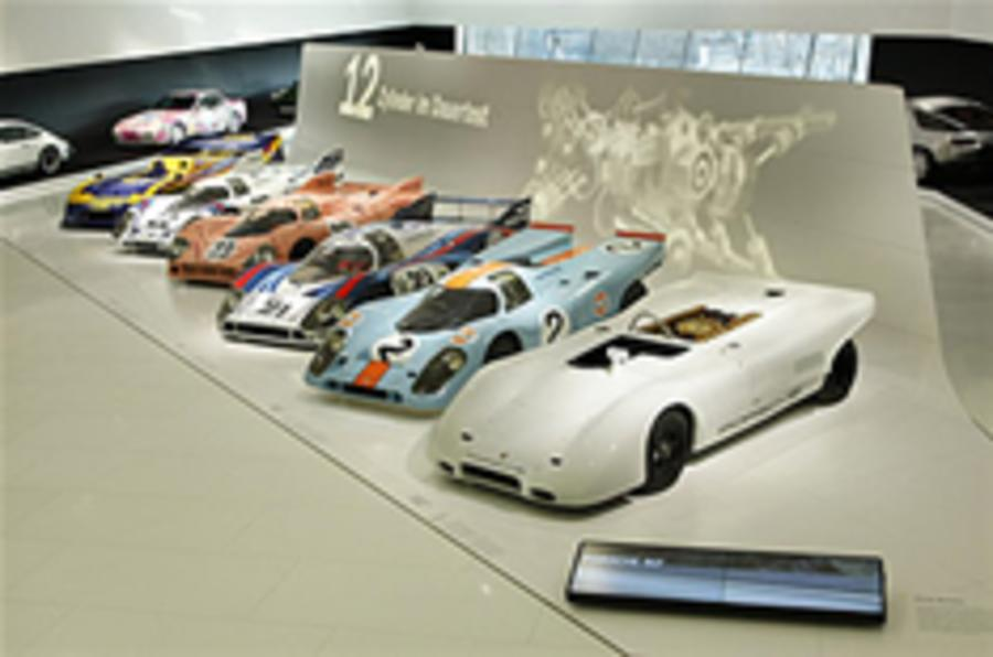 Porsche 917 stars at Goodwood