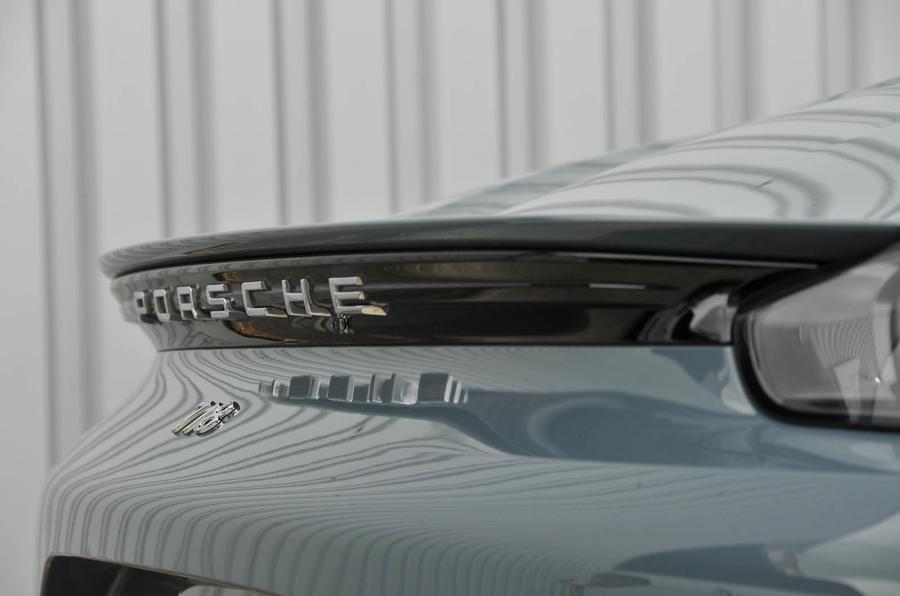 Porsche 718 Boxster rear lip