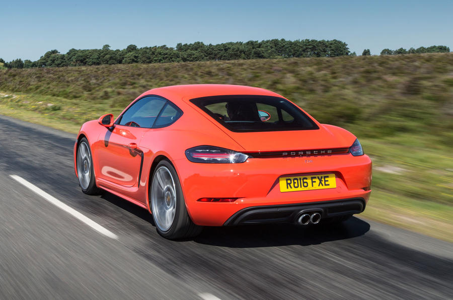 Porsche 718 Cayman Review 2019 Autocar