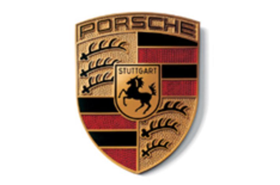 Porsche offices raided