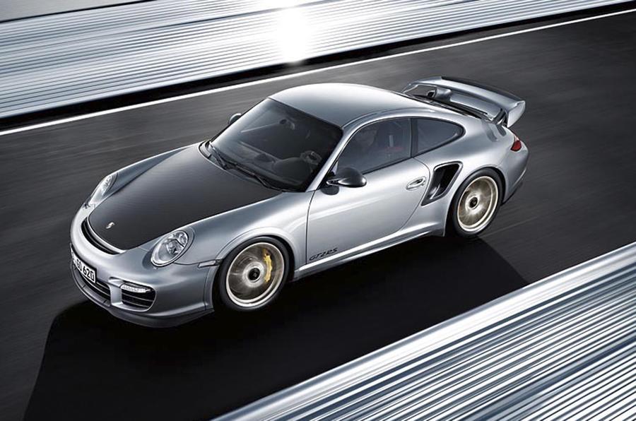Porsche 911 GT2 RS launched
