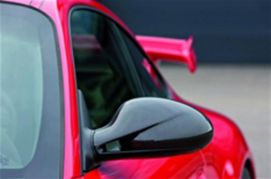 Porsche offers 911 GT3 upgrades