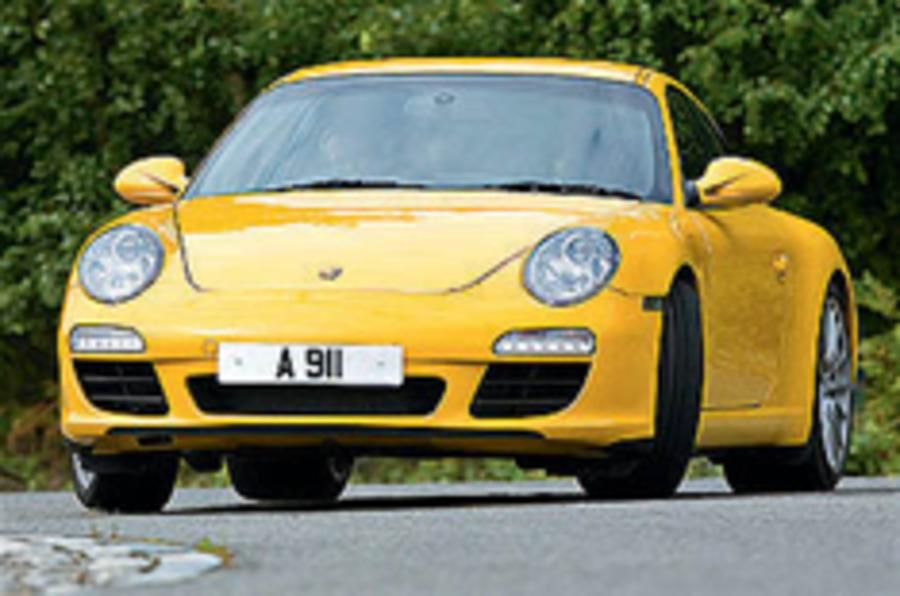 911 gets exhaust note switch