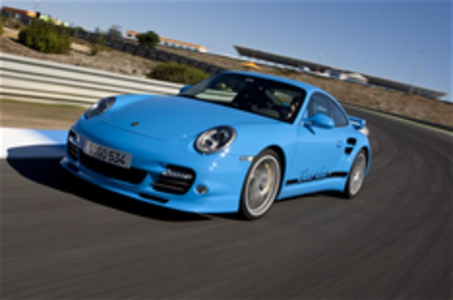 911 Turbo laps 'Ring 10sec faster