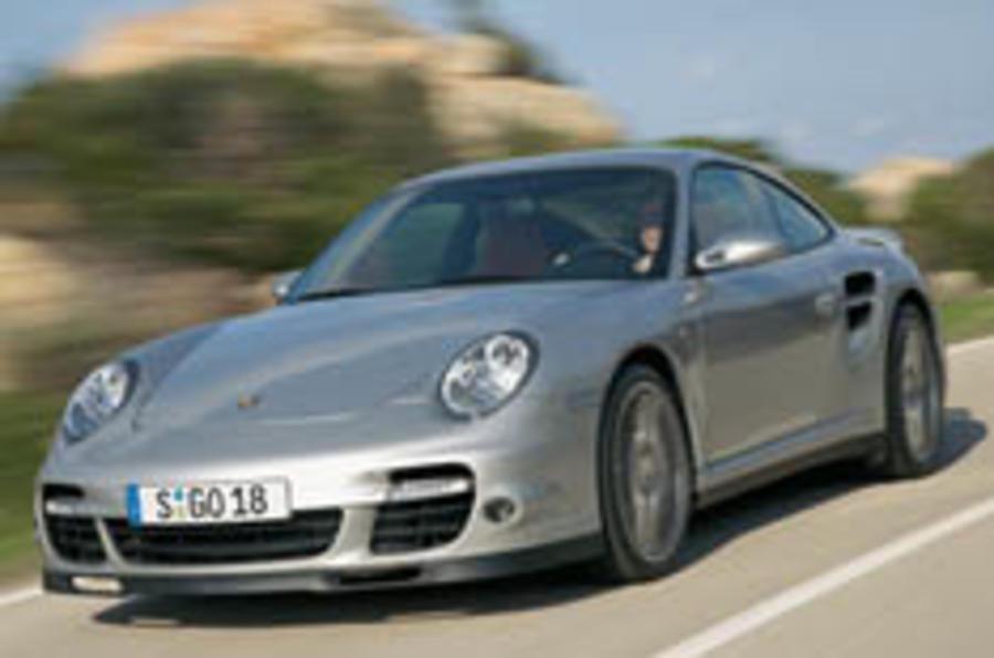 Porsche unveils new 911 turbo
