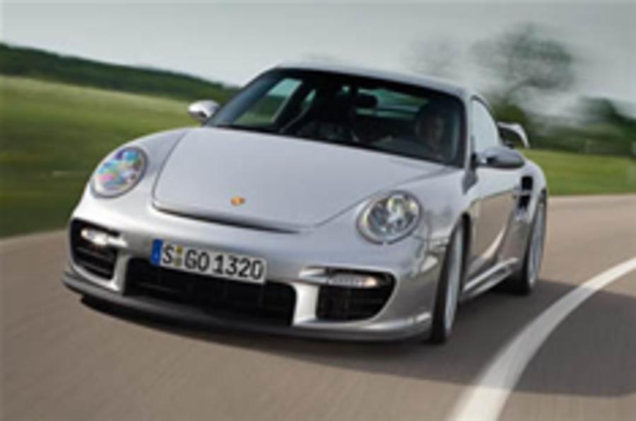 Porsche turns up heat on Ken