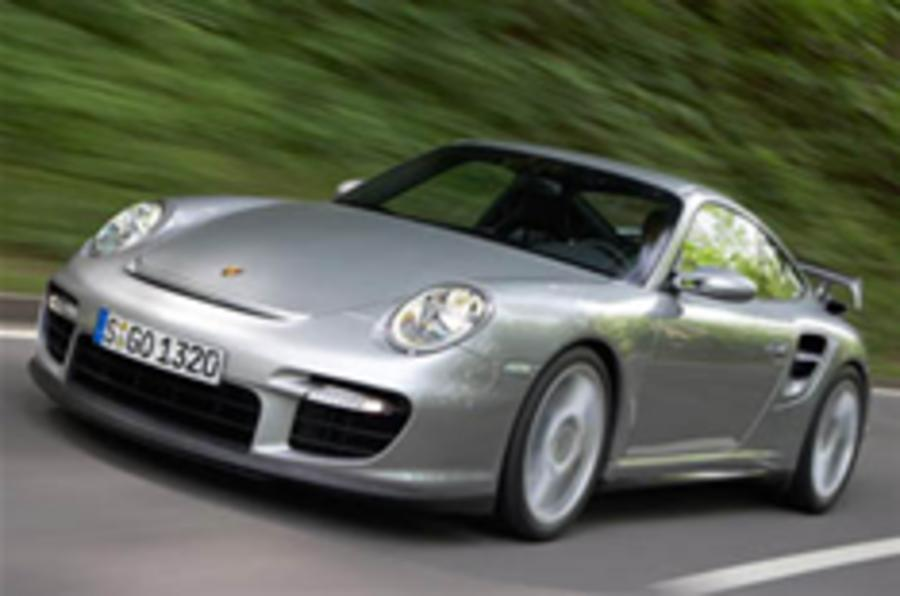 Official pictures: Porsche 911 GT2