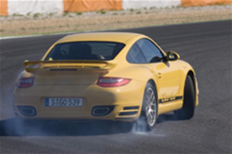 Porsche 'must share platforms'