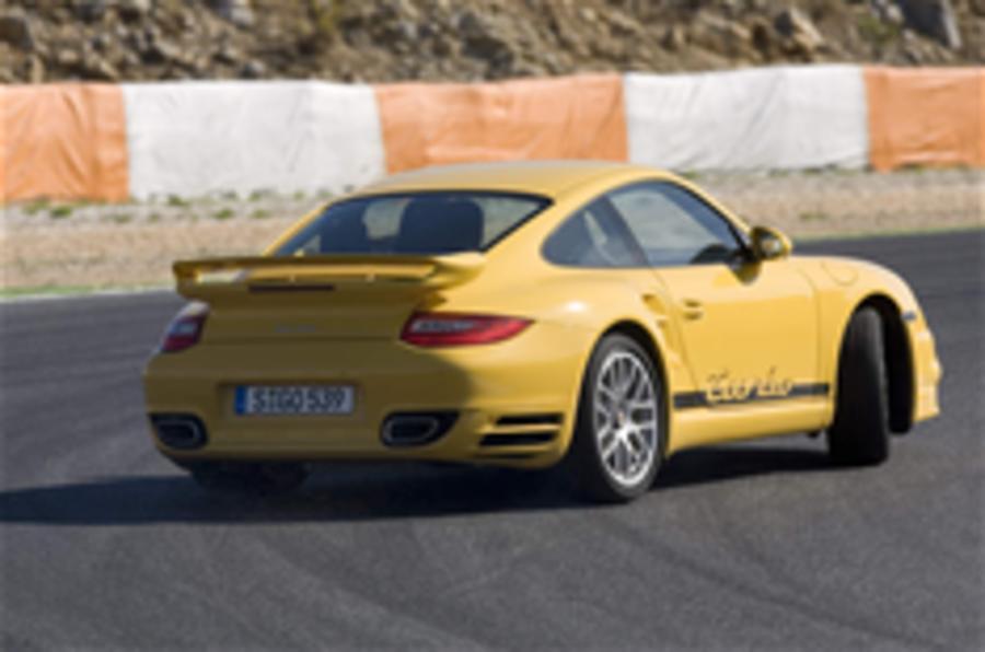 Porsche 911 Turbo - pic special
