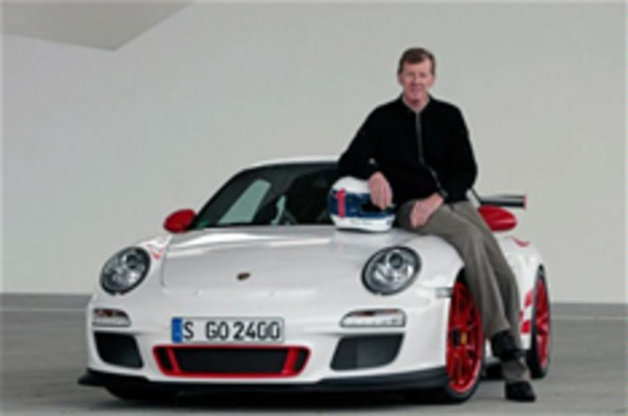 Rohrl to race GT3 RS at the 'Ring