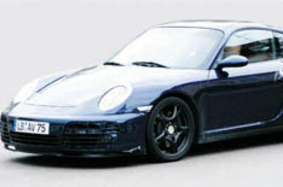 Next 911 Turbo packs 460bhp punch