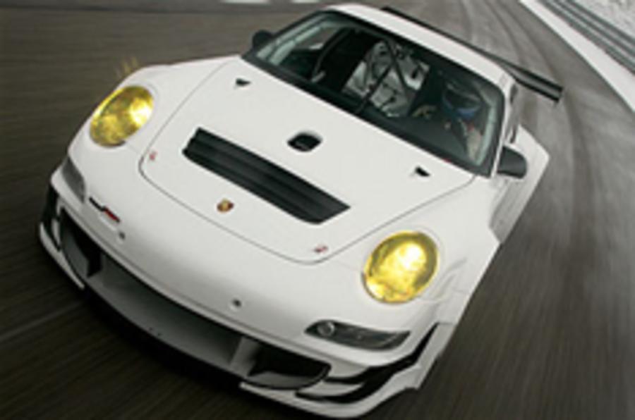 Porsche 911 racer revealed