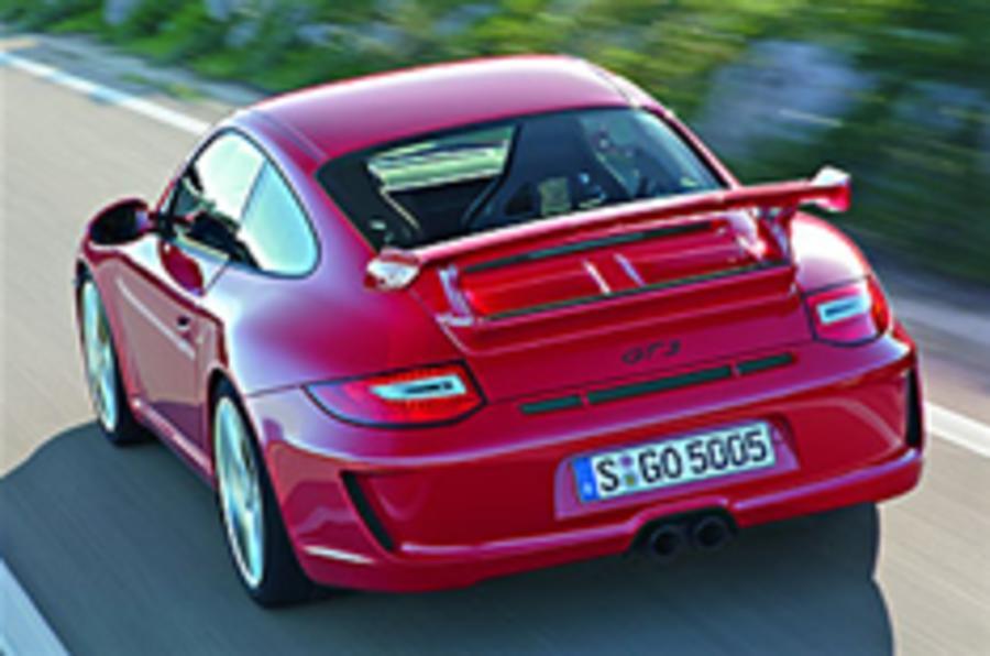 Porsche GT3 'faster than GT-R'