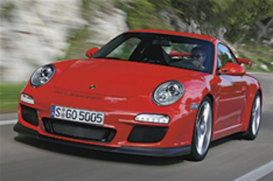 Porsche 'seeks Middle East cash'