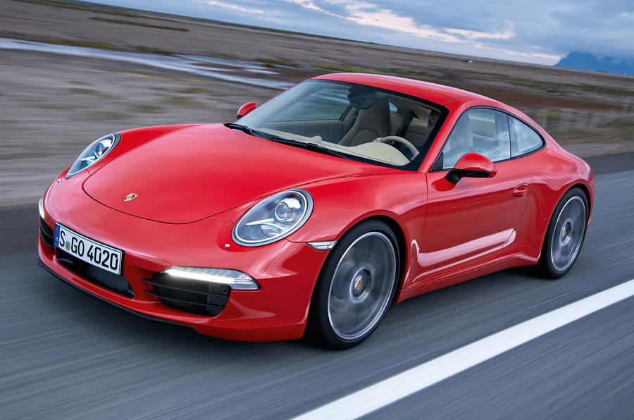 New 911 - official pics, details
