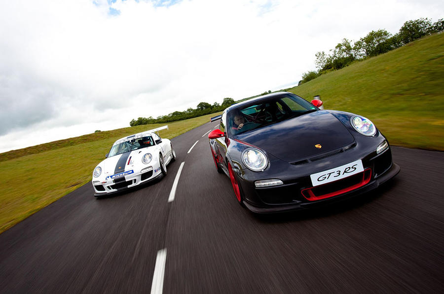 Porsche: GT3 Cup upgraded