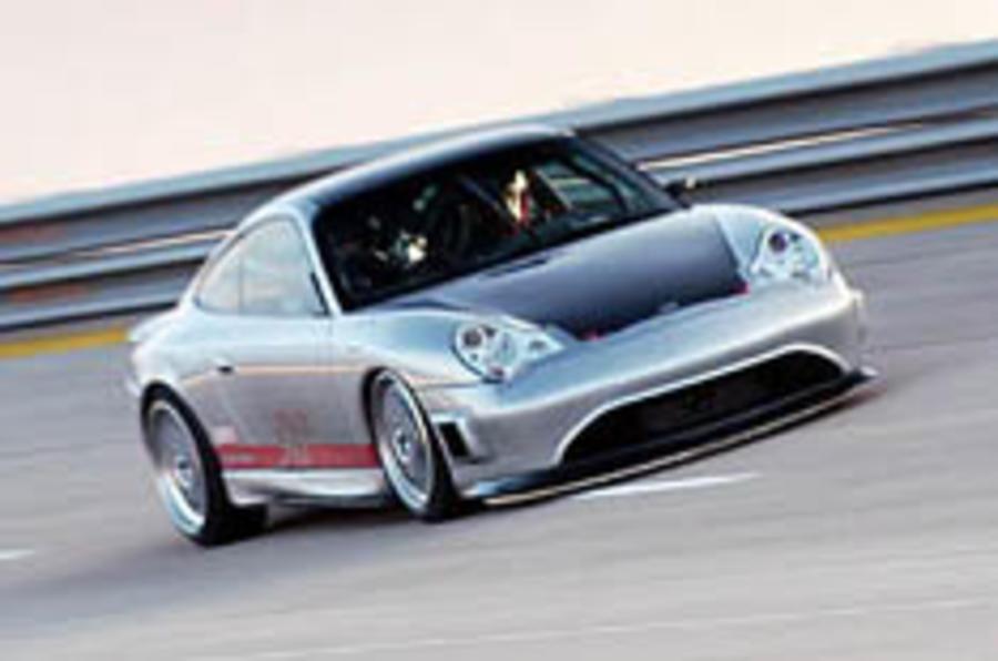 Tuned Porsche 911 hits 241mph