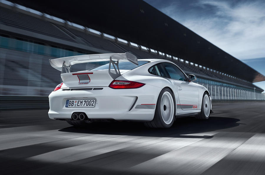 Hotter GT3 RS 4.0 revealed