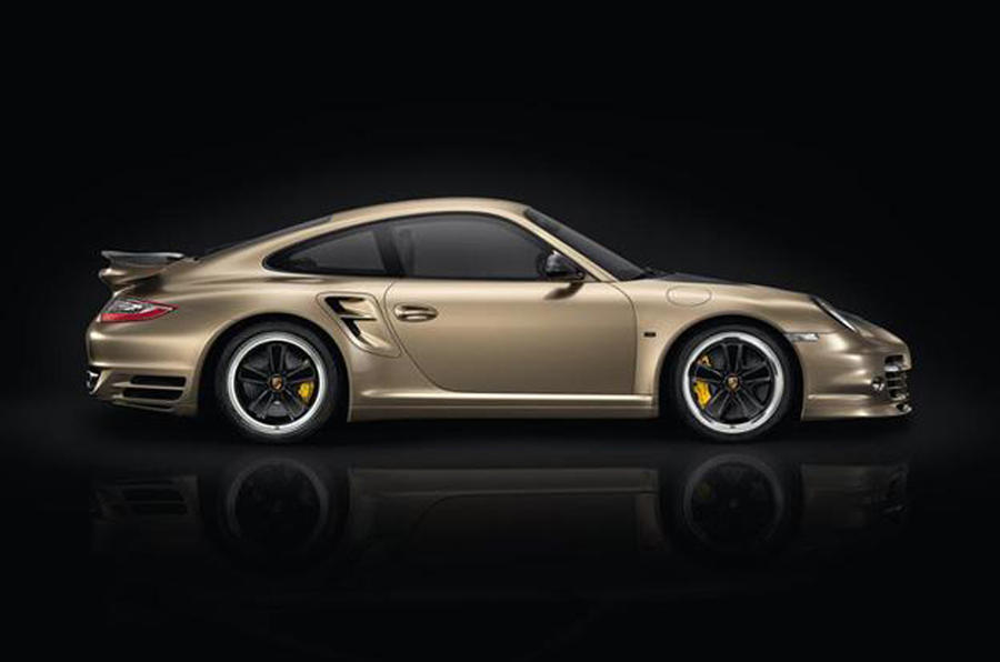 Limited-edition 911 announced