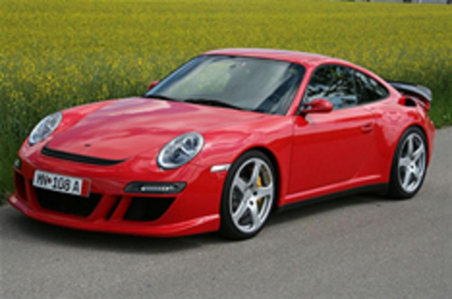 RUF launches latest Porsche