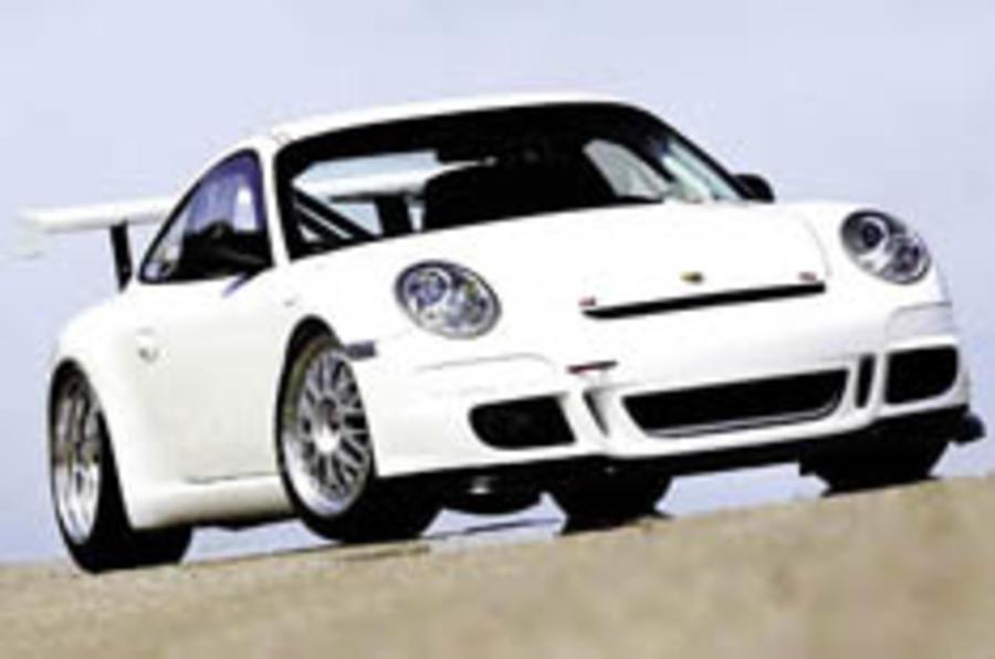 911 GT3 due soon