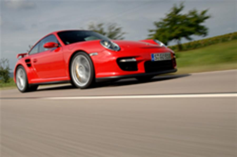 Gas explosion halts Porsche production