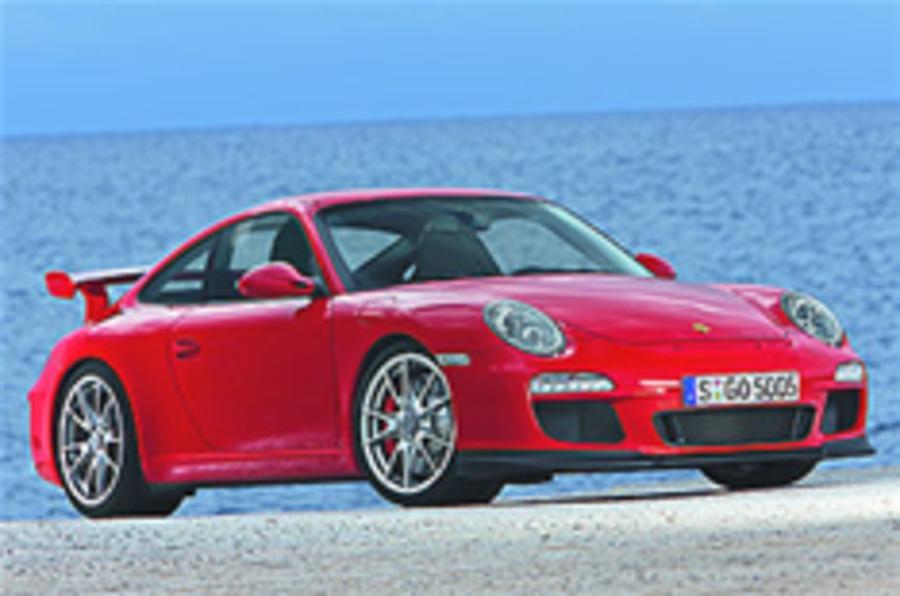 New Porsche GT3 revealed