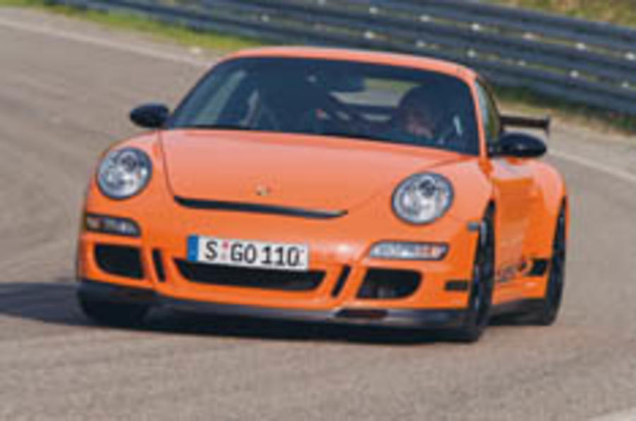 GT3 RS: the supreme 911