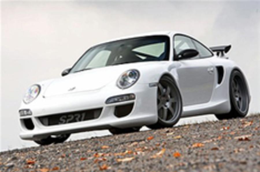 858bhp Porsche 997 revealed