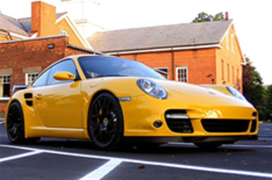 789bhp Porsche 911 Turbo