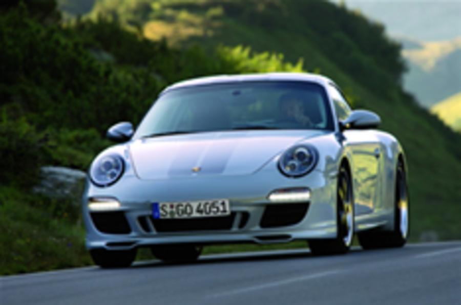 Porsche loses £3.9bn