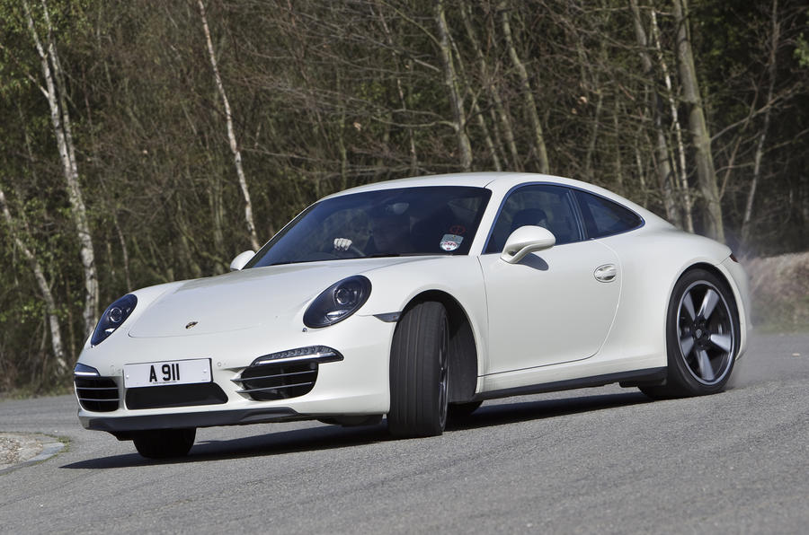 Porsche 911 50th Anniversary Edition First Drive
