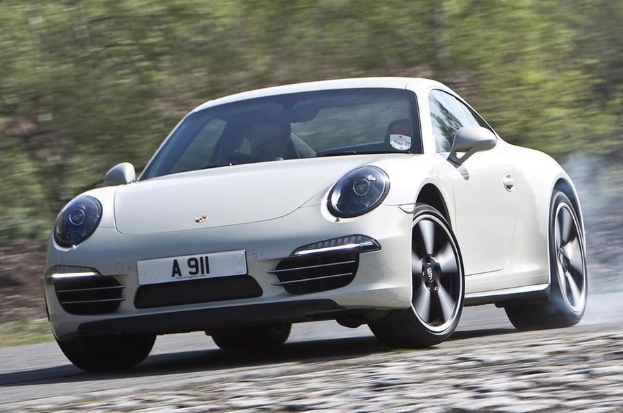 Porsche 911 50th Anniversary Edition First Drive