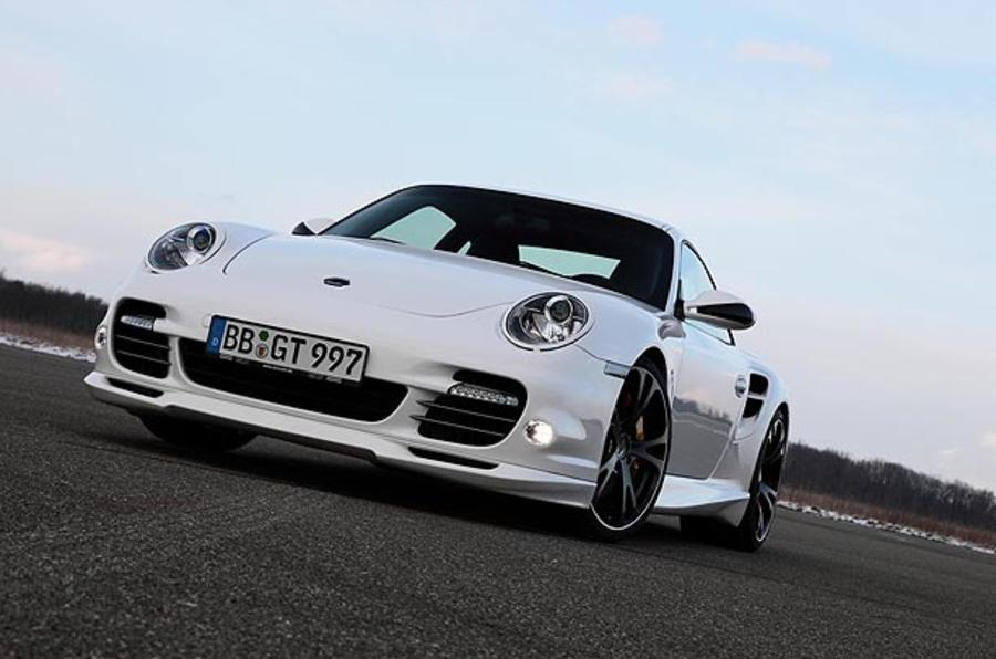 Techart's 612bhp 911 Turbo