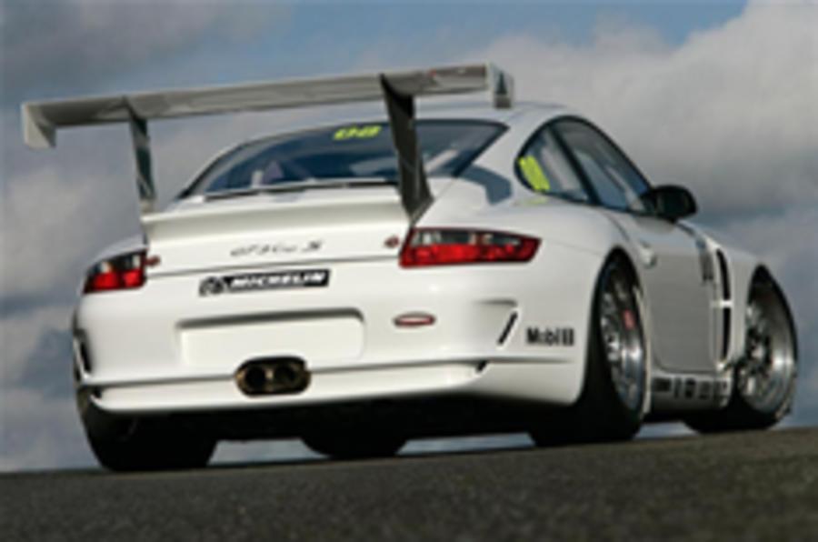 Porsche's new circuit-breaker
