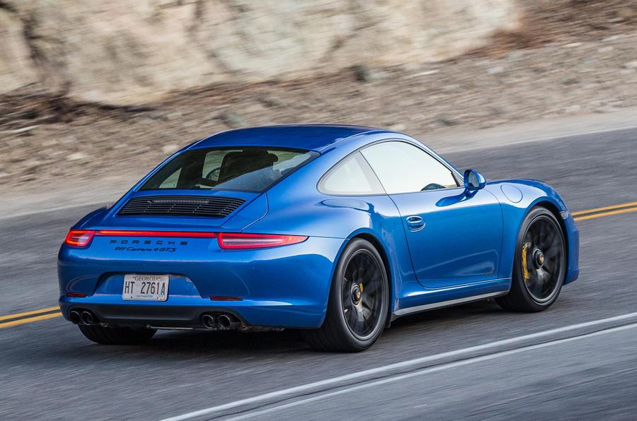 Car Reviews: Porsche 911 Carrera GTS - The AA