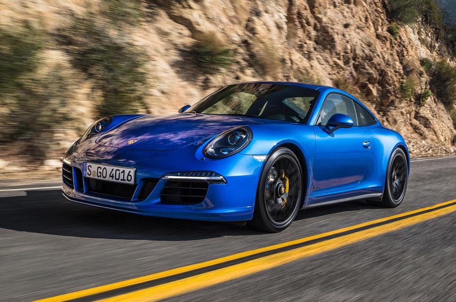2015 Porsche 911 Carrera GTS. Exterior and startup. - YouTube