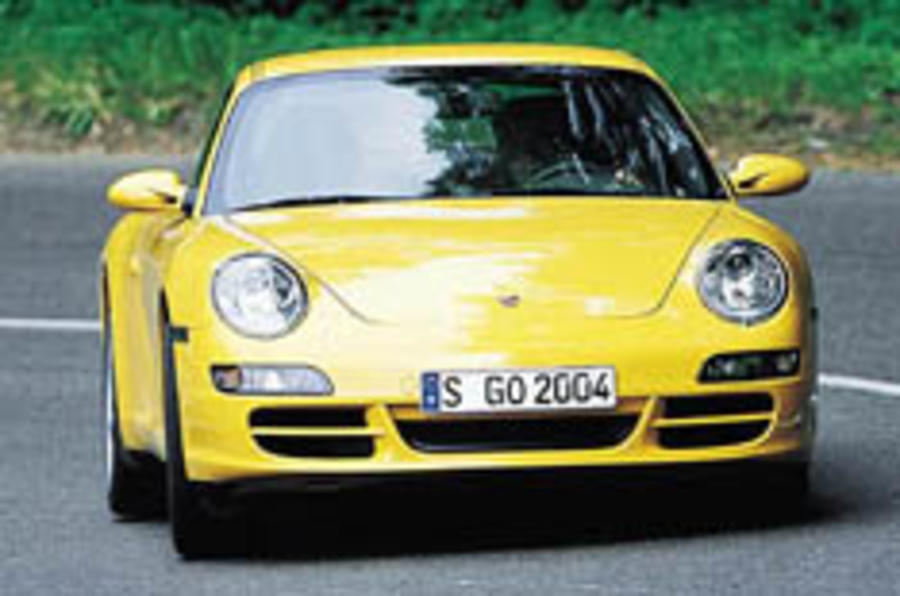 Next 911 cabrio will launch in 2005