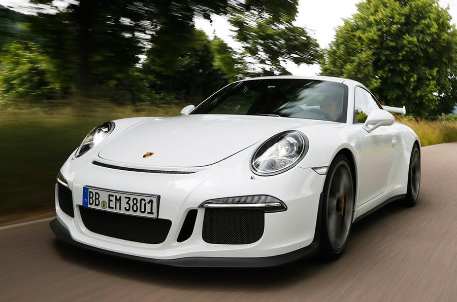 Porsche 911 GT3 warning issued