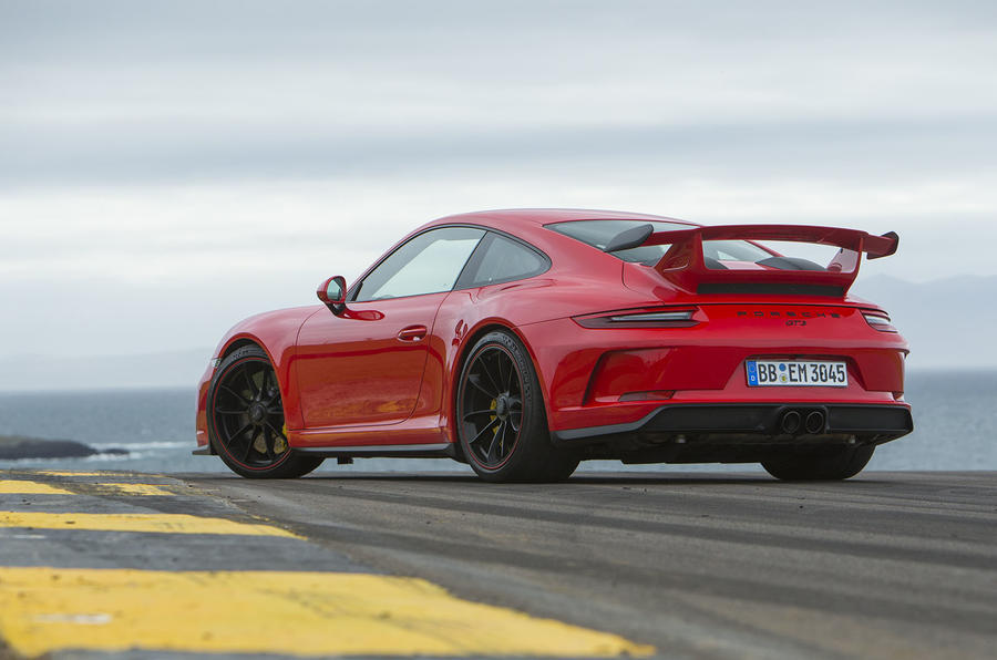 Car And Driver >> Porsche 911 GT3 Review (2018) | Autocar