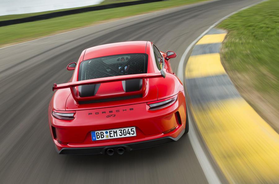 Porsche 911 Gt3 Review 2019 Autocar