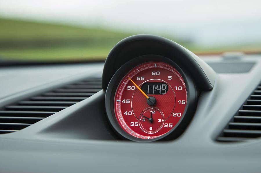 Porsche 911 GT3 red chronograph